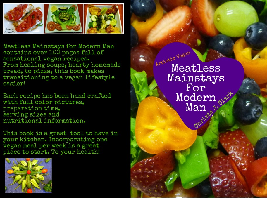 Meatless mainstays for modern man artistic vegan meatless mainstays for modern man pdf forumfinder Images